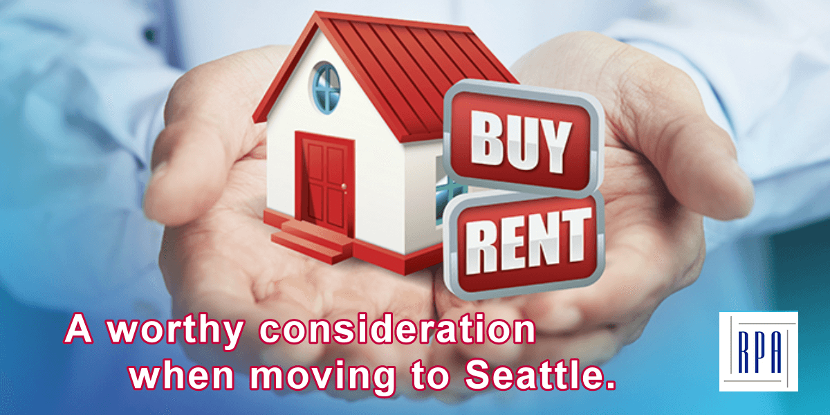SEATTLE PROPERTY MANAGEMENT SHARES – Is it better to buy or rent in Seattle?